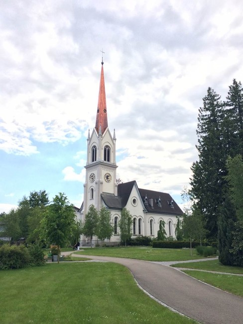 Evangelische Kirche Egelshofen