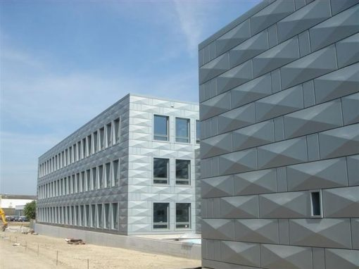 Neubau Polizei und Gefängnis Frauenfeld