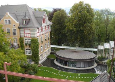 Institut am Rosenberg, Neubau Biologie