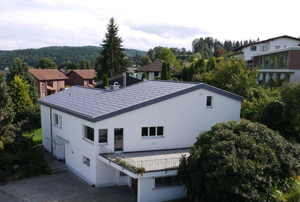 Dachsanierung EFH Meier